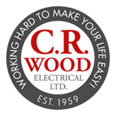 CR Wood Logo